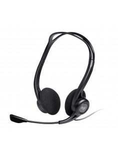 Logitech 960 USB Headset Head-band Black
