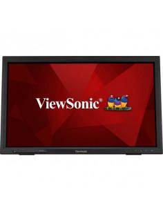 """Viewsonic TD2223 monitoare cu ecran tactil 54,6 cm (21.5"""") 1920 x 1080 Pixel Multi-touch Multi-gestual Negru"""