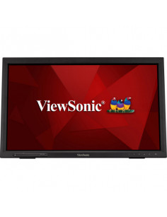 "Viewsonic TD2223 touch screen monitor 54.6 cm (21.5"") 1920 x 1080 pixels Multi-touch Multi-user Black"