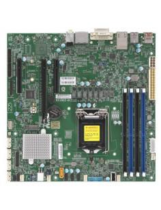 Supermicro X11SCZ-Q Intel Q370 LGA 1151 (Socket H4) micro ATX