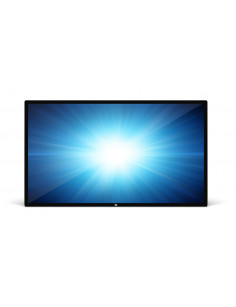 """Elo Touch Solution 6553L Interactive flat panel 163.8 cm (64.5"""") LED 4K Ultra HD Black Touchscreen"""