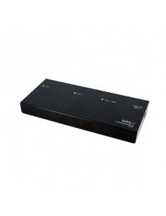 StarTech.com 2 Port DVI Video Splitter with Audio