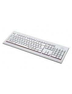 Fujitsu KB521 DE tastaturi USB QWERTZ Germană Gri