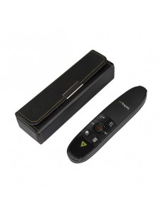 StarTech.com Wireless Presentation Remote with Red Laser Pointer - 90 ft. (27 m)