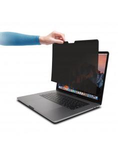 """V7 15.4"""" Magnetic Privacy Filter for Mac Frameless - 16 10 Aspect Ratio"""