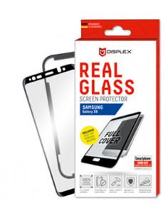 Displex Real Glass 3D Protecție ecran transparentă Telefon Smartphone mobil Apple 1 buc.