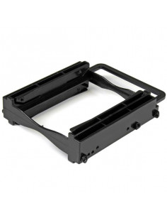 "StarTech.com Dual 2.5"" SSD HDD Mounting Bracket for 3.5"" Drive Bay - Tool-Less Installation"