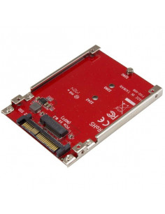 StarTech.com M.2 Drive to U.2 (SFF-8639) Host Adapter for M.2 PCIe NVMe SSDs
