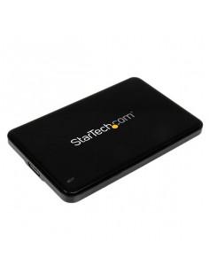 StarTech.com 2.5in USB 3.0 SATA Hard Drive Enclosure w  UASP for Slim 7mm SATA III SSD HDD