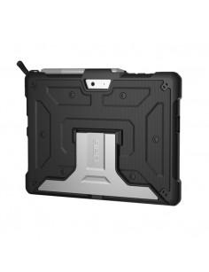 "Urban Armor Gear Metropolis 25.4 cm (10"") Cover Black, Silver"