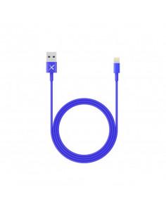 XLayer 214092 lightning cable 1 m Blue