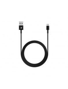 XLayer 214095 USB cable 1 m 2.0 Micro-USB A USB A Black